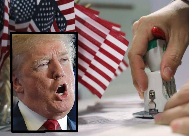 Demandan a gobierno Trump por demoras en proceso de ciudadanías