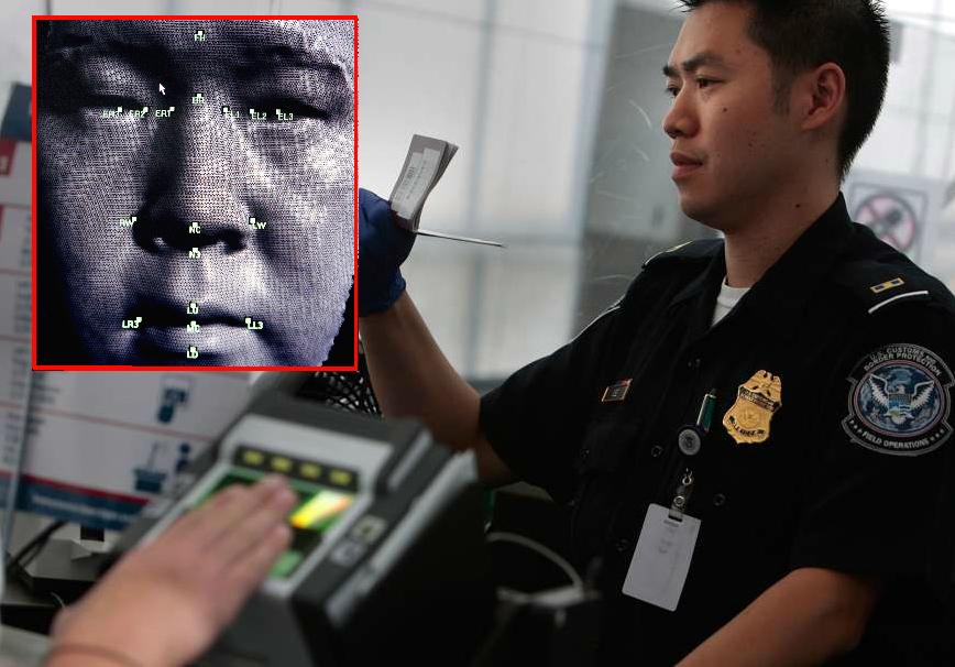Nueva tecnología biométrica descubre a inmigrante utilizando pasaporte de ciudadano de EEUU