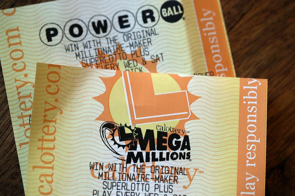 Los premios de Powerball y Mega Millions son astronómicos.