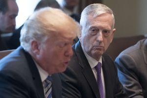 La preocupante y complicada relación entre Trump y el Secretario de Defensa
