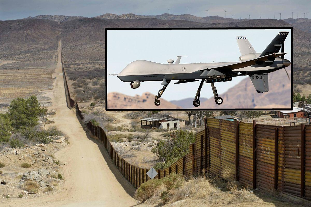 Los drones asesinos que quiere usar el gobierno Trump en la frontera