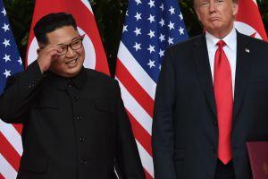 """¿Nuevo """"cara a cara""""entre Trump y Kim Jong-un?"""