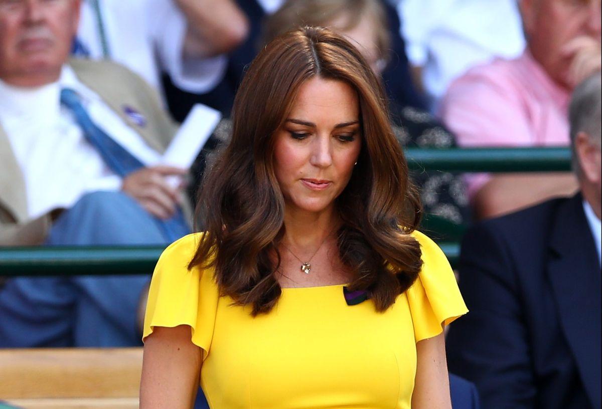 Kate Middleton, la duquesa de Cambridge, ve relucir su más oscuro pasado