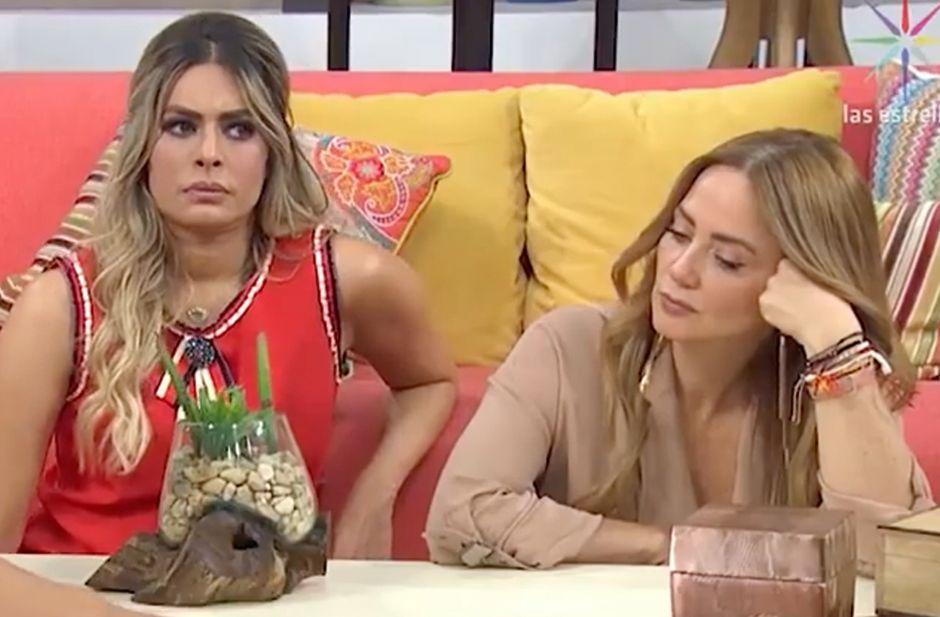Andrea Legarreta y Galilea Montijo presumen sus rostros sin arrugas