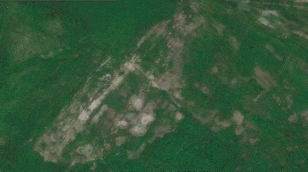 """Encuentra """"ciudad perdida"""" gracias a Google Maps"""
