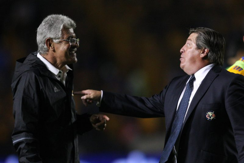 "'Tuca' Ferretti calentó al 'Piojo' Herrera: ""Ahora que se aguante"""