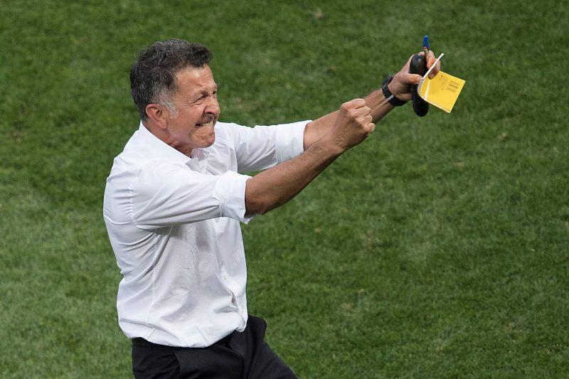 Juan Carlos Osorio ya tiene selección para dirigir rumbo a Catar 2022