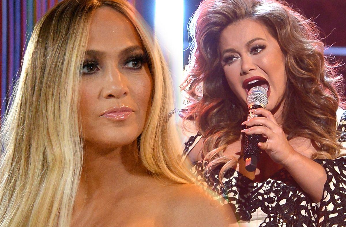 Jennifer Lopez y Chiquis Rivera