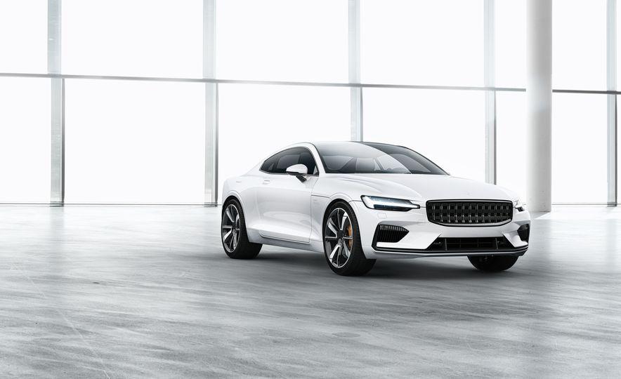 Polestar, el auto de Volvo que puedes mirar, pero no podrás tener