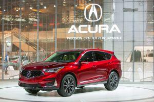 Acura RDX 2019: el nuevo crossover de lujo