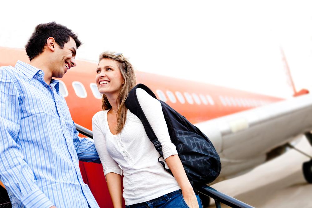 ¿Qué probabilidad tienes de encontrar en un avión al amor de tu vida?