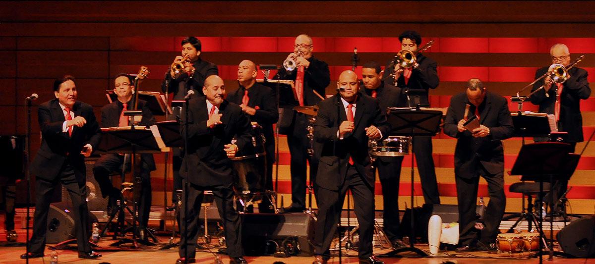 Encuentro latino en el Festival de Jazz de Monterey
