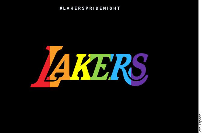 Los Angeles Lakers tendrán noche de orgullo gay