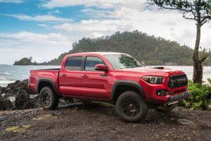 Toyota está ofreciendo reembolso en efectivo en nuevas Tacomas en Estados Unidos