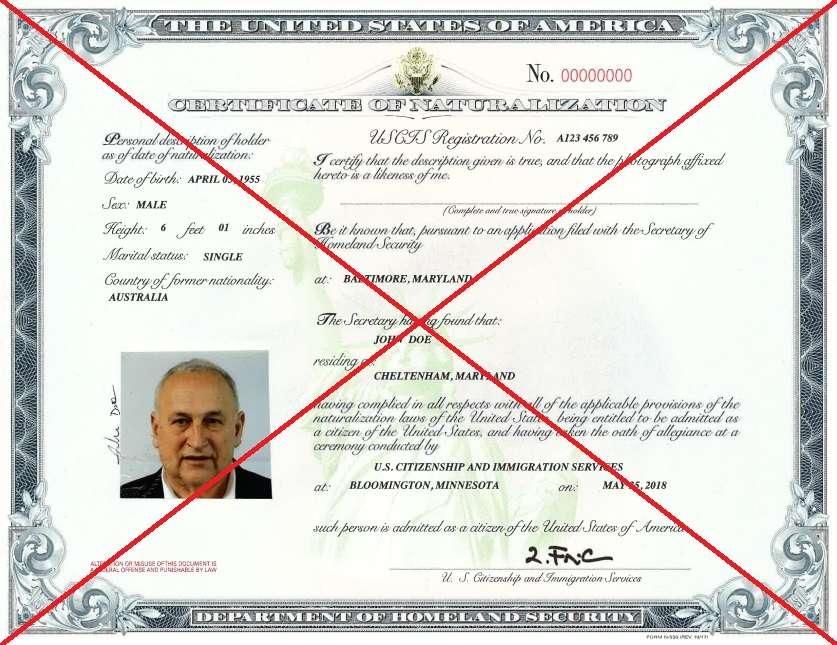 USCIS podría negar a un inmigrante la naturalización, debido a errores mínimos.