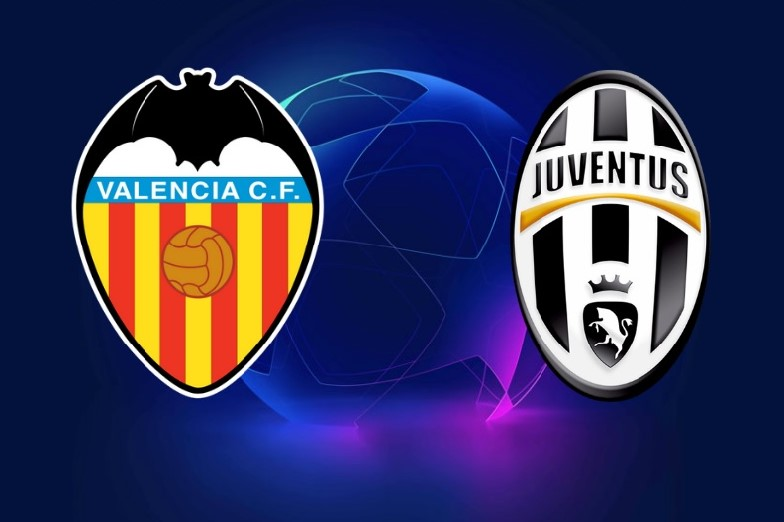 Champions League: Valencia vs. Juventus, horario y canales de TV