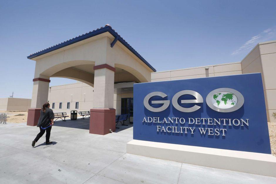Adelanto termina contrato de detención migratoria con ICE y grupo GEO