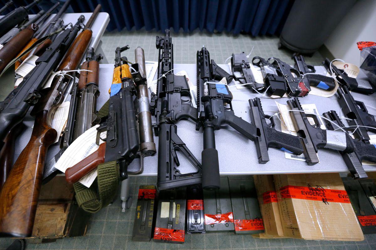 Los tiroteos masivos en EEUU aumentan el número de alertas: 15,000 más cada semana