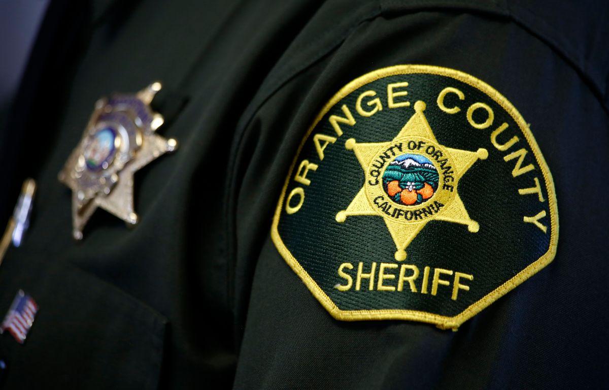 Denuncian que el Departamento del Sheriff del condado de Orange coopera con ICE. (Aurelia Ventura)