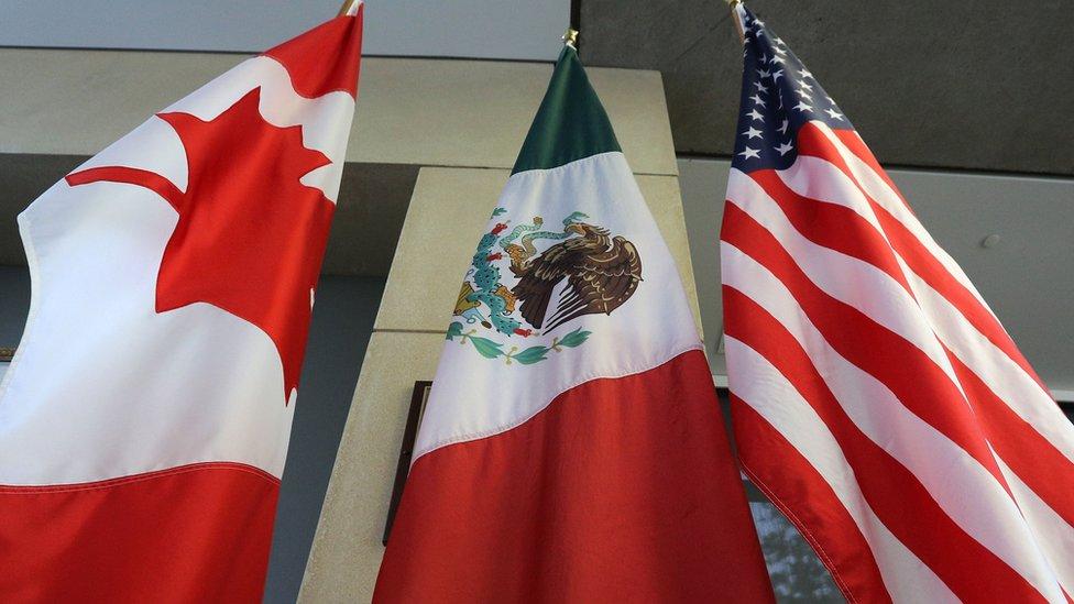 Canadá se une al acuerdo comercial firmado por EEUU y México, que ahora se llama USMCA