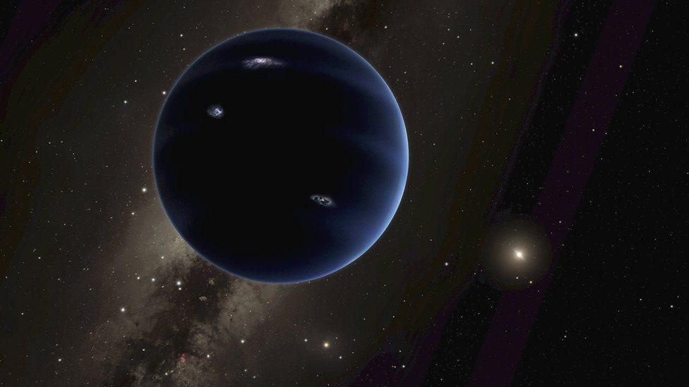 """""""El Duende"""" es como un indicador de la presencia del hipotético """"Planeta X""""."""