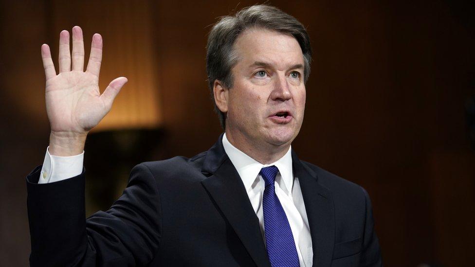 Brett Kavanaugh: ¿se puede engañar a un detector de mentiras?