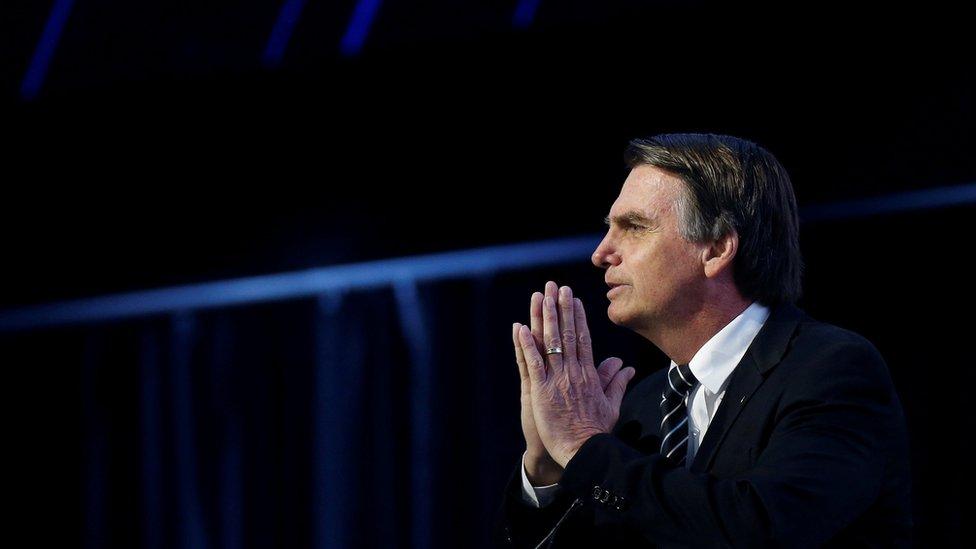 Bolsonaro busca la reelección para 2022 a un año como presidente de Brasil