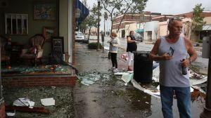 Huracán Michael: imágenes de la devastación de la peor tormenta en EEUU en casi 3 décadas