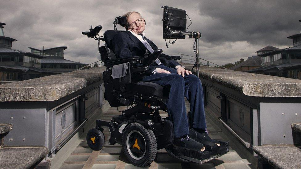 Stephen Hawking trabajó hasta poco antes de su muerte.