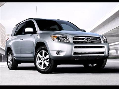 La Toyota RAV4 es la favorita del Kelly Blue Book