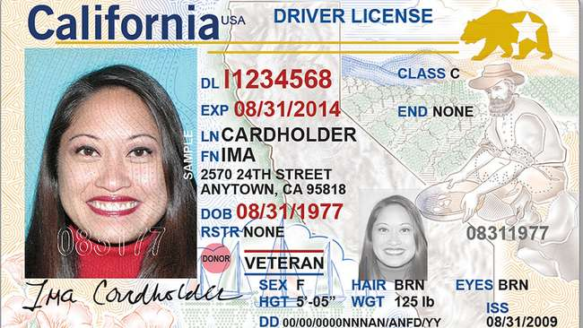 Cómo puedo obtener una licencia Real ID en California