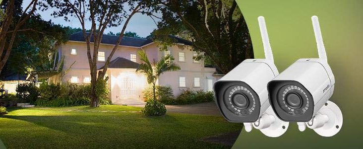 La cámara de seguridad de $65 más vendida en Amazon para tu hogar o trabajo