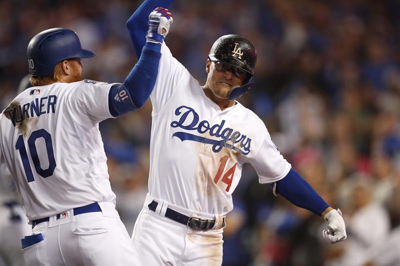 Dodgers blanquea a Atlanta con joya de pitcheo del coreano Ryu