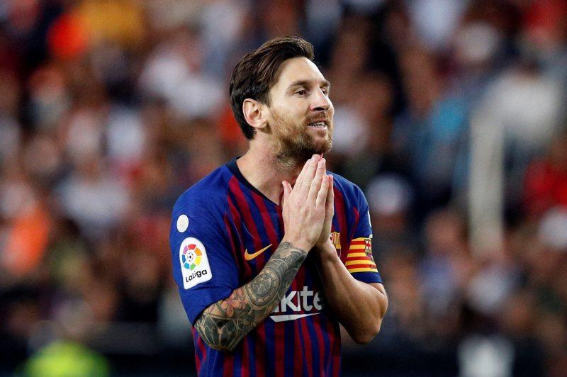 Tabla de goleadores y posiciones de La Liga de España 2018/2019 (Jornada 8)