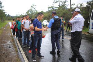 30,000 hondureños han sido detenidos por violar cuarentena