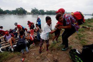 ¿Qué le sucederá a los inmigrantes de la caravana si llegan a Estados Unidos?