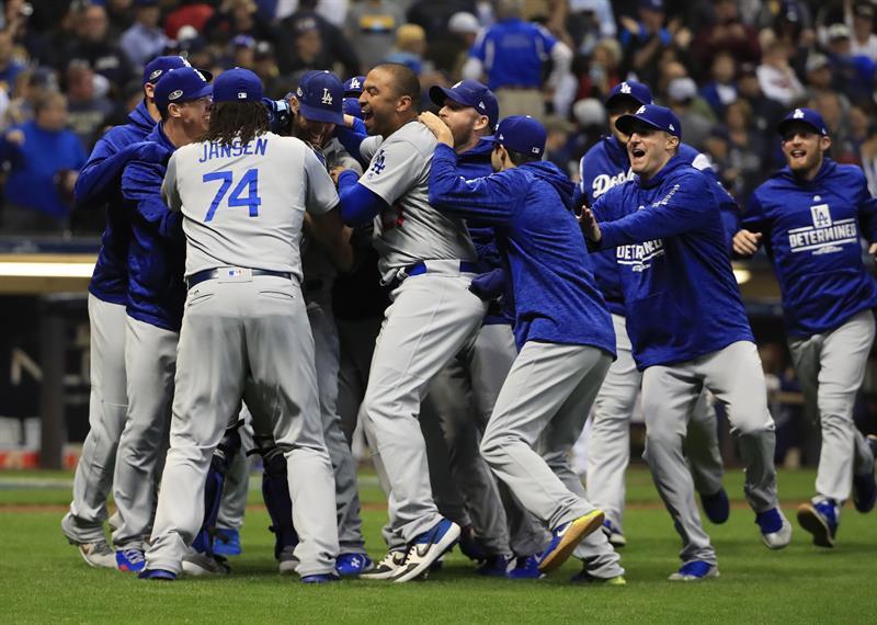 Los Angeles Dodgers se instalan en la Serie Mundial y tendrán su revancha