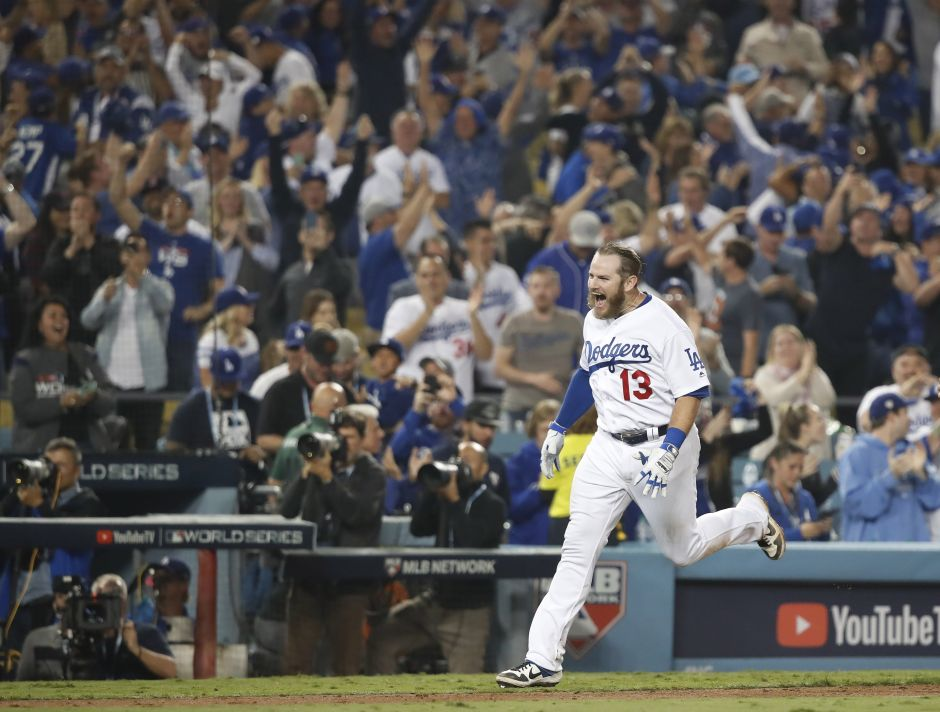 Dodgers regresaron de la muerte y la Serie Mundial da un giro de 180 grados