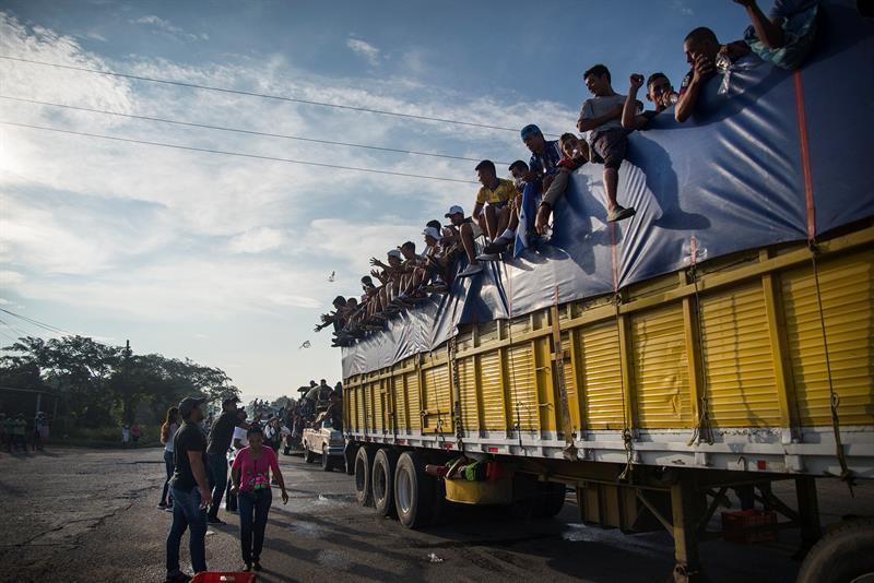 ¿La caravana de migrantes trae consigo lepra, viruela y tuberculosis?