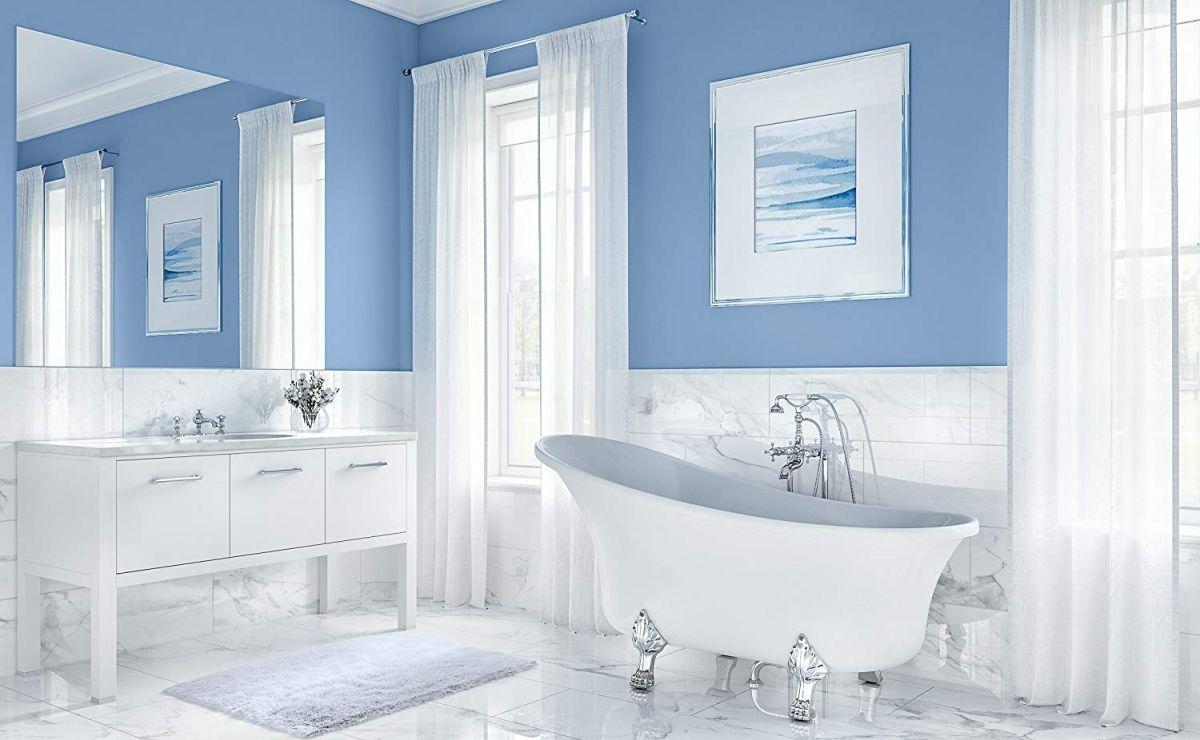4 bañeras disponibles en Amazon que tu mismo puedes instalar en tu baño
