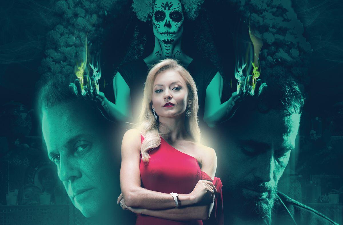 "Angelique Boyer protagoniza la telenovela ""Amar a muerte"" / Foto: Univision"