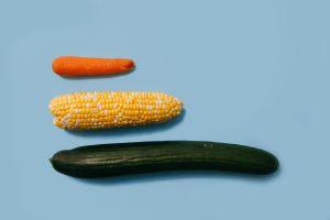 Insertar frutas y verduras en la vagina no es buena idea: 4 razones