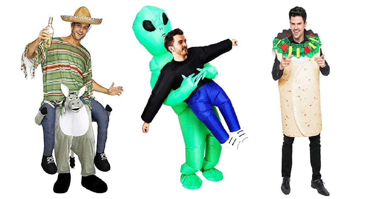 8 disfraces de Halloween para darle ideas a quienes no son muy creativos y necesitan ayuda de último momento