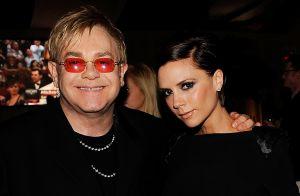Victoria Beckham no regresa a las Spice Girls por culpa de Elton John