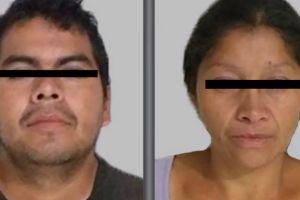 México: Pareja de asesinos en serie de mujeres también intentó vender a un bebé