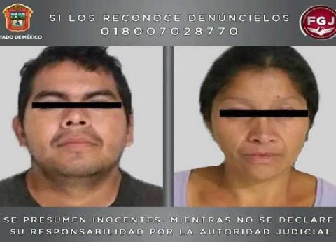 Espeluznante, pareja llevaba cadáver mutilado en carriola, tenía en casa más restos congelados