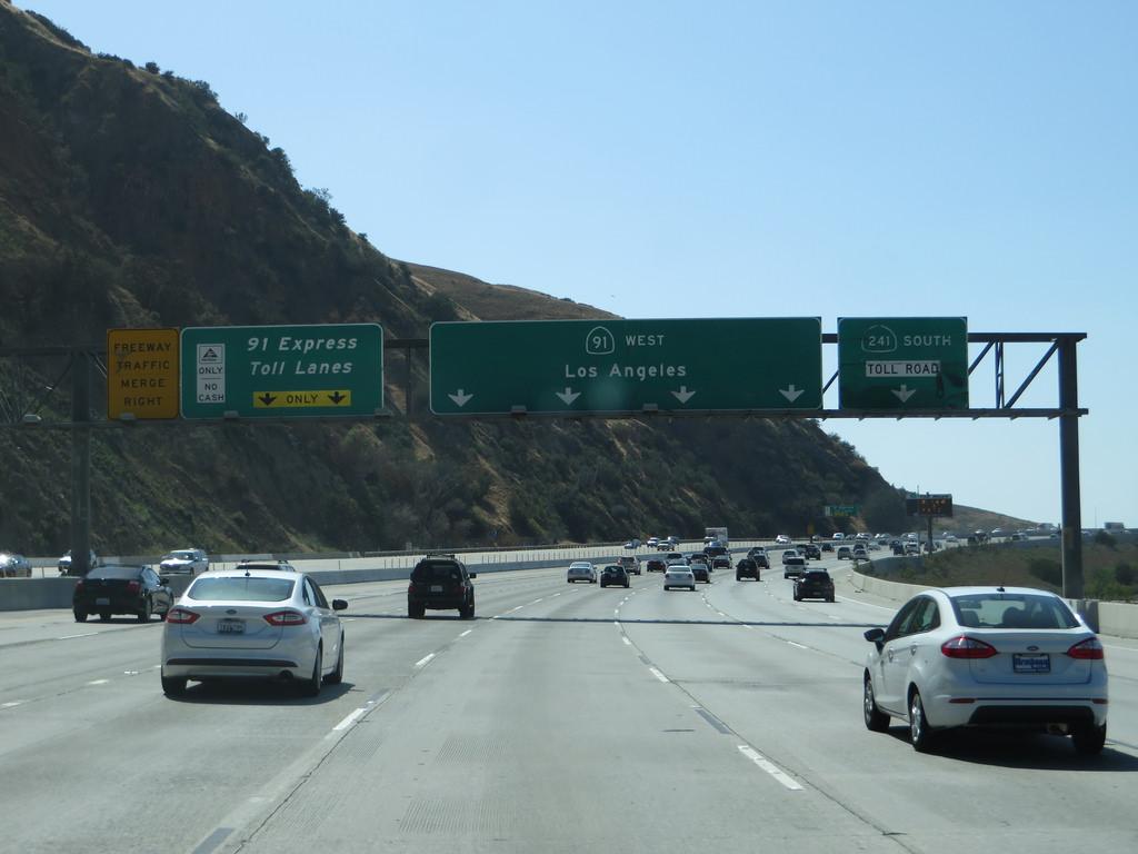 Freeways de California / Flickr