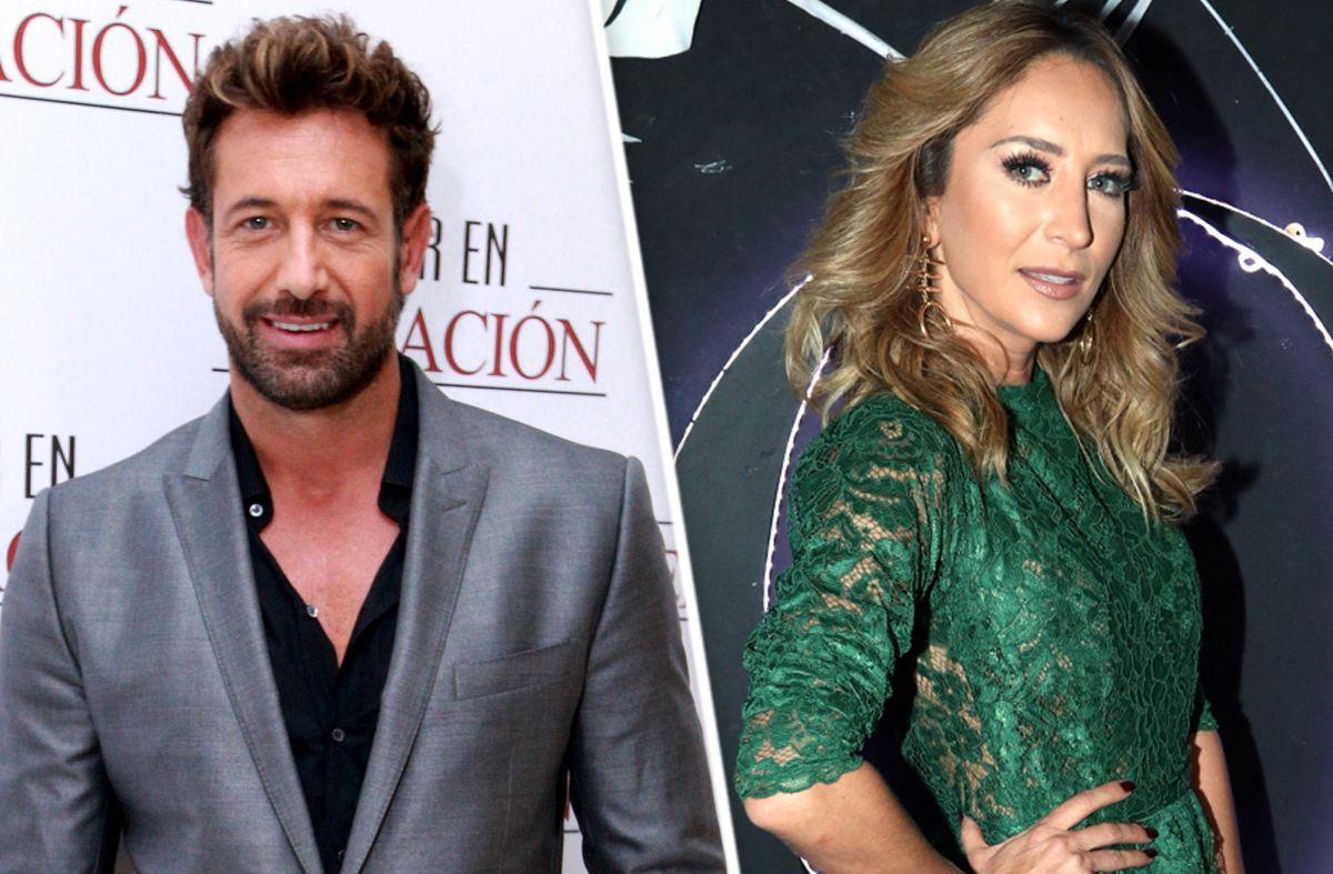 Gabriel Soto y Geraldine Bazán.