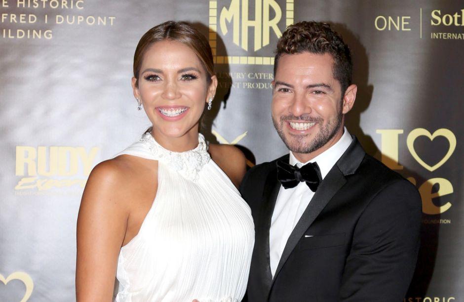 David Bisbal y Rosanna Zanetti esperan su primer bebé en común