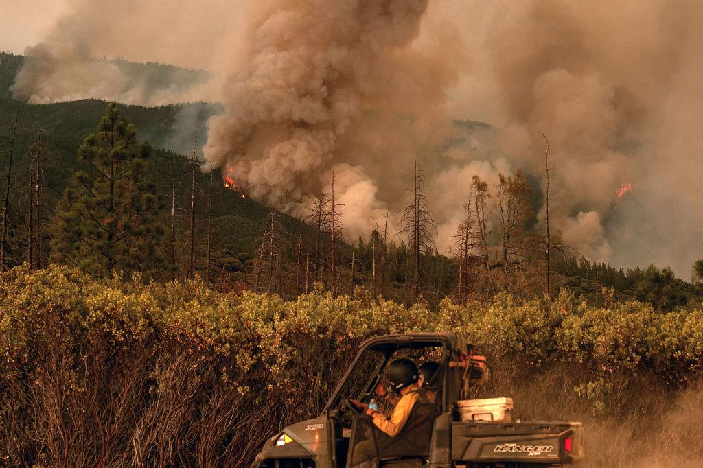 Yosemite National Park es uno de los más afectados.